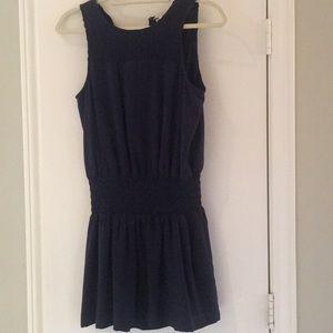Navy Joie dress. Size XS